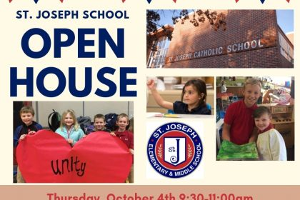 st joseph open house