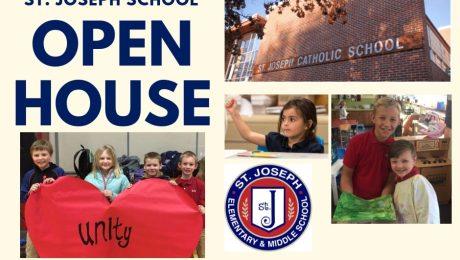 st joseph open house